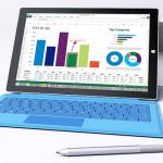 Microsoft Surface Pro 3が発表になりました