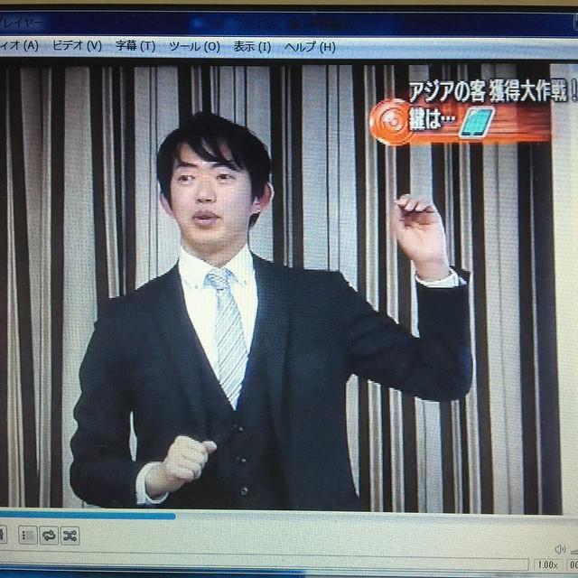 テレビ出演1