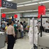 スーパーのセルフレジ化が進んでいる