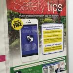 外国人向け災害対策アプリ「Safety tips」