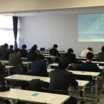 東京商工会議所台東支部でスマホ・タブレット中級セミナー