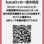 東京駅のコインロッカーの空きを効率的に探す方法